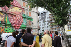 StreetArt Tour / LissaBon.network © FACTS4EMOTION